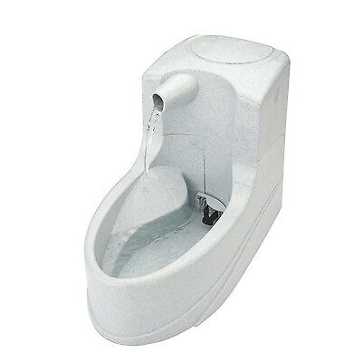 PetSafe Drinkwell Mini Pet Fountain Water Filter Drinking Bowl 1.2 Litres