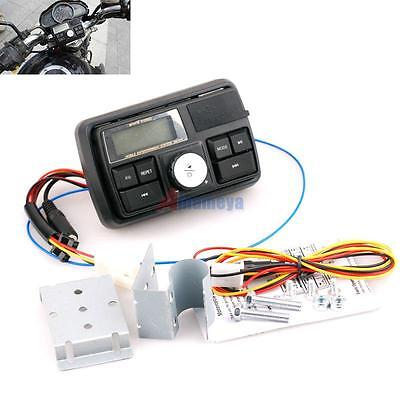 Bluetooth Motorcycle Handlebar Audio MP3 USB/SD for Stereo Speakers