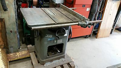 "DELTA ROCKWELL 10"" UNISAW # 34-466 - 3 HP 3 phase motor table saw"