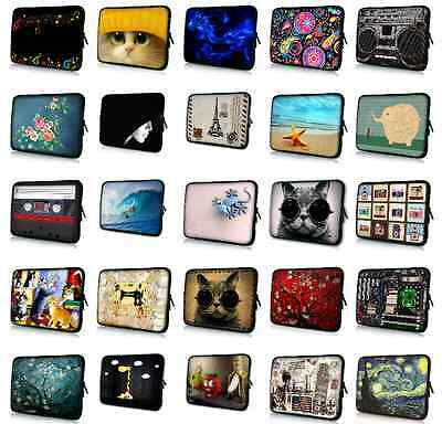 """7""""-""""17"""" Laptop Ultrabook Sleeve Case Bag Cover For MacBook Pro Air HP Dell Acer"""