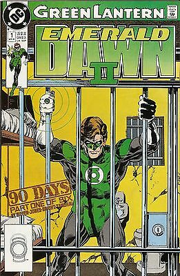 Green Lantern Emerald Dawn II '91 1 VF R3