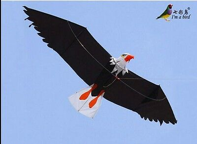 NEW High Quality 3D Eagle Kite single line stunt kite Outdoor fun Sports Tools
