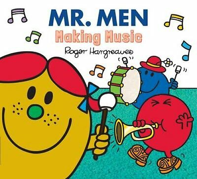 Mr. Men Making Music 9781405281041 (Paperback, 2016)