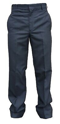 Police Light Weight Uniform Black Trousers British Security Prison Officer