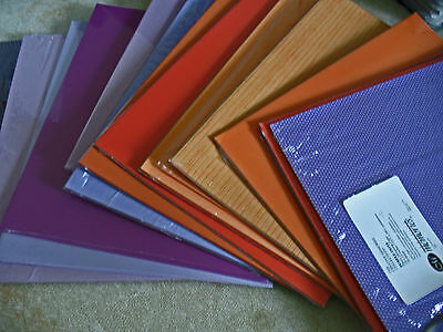 Creative Memories  Photo Mounting Paper, 10x12 Colored Paper Packs