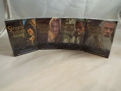 Lord Of The Rings Tcg Shadows Sealed Aragorn Starter Deck