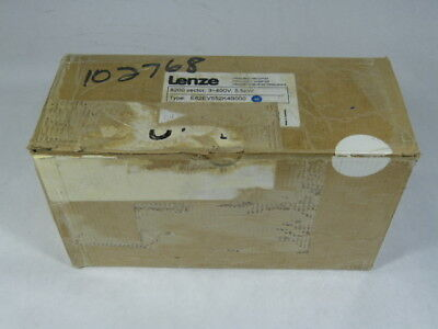 Lenze E82EV552K4B000 Frequency Inverter Drive 3Ph 5.5kW 400V ! NEW !