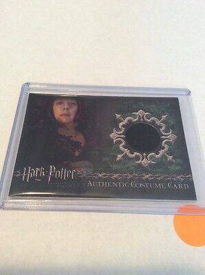 2006 Artbox Harry Potter GOF Collector's Update Costume C4 779/825