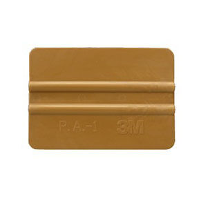 Scotchcal Application Squeegee 71602, Gold, 5/Set 3M Company 71602 3MS