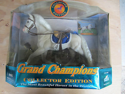Grand Champions 1st Edition Arabian Stallion Horse Collector Edition 1997 MISB