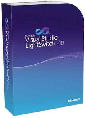 Microsoft Visual Studio LightSwitch 2011