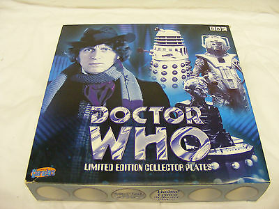 Doctor Who - Collector's Plate - Davros