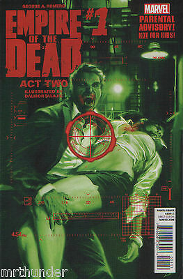 George A. Romero's Empire of the Dead Act 2 Issue 1 - Marvel Comics 2014