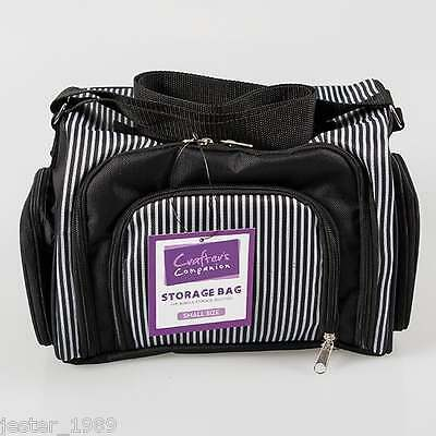 Crafters Companion Spectrum Noir SMALL STORAGE BAG for 72 pens in storage trays