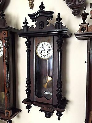 CLEARANCE!!!!!!!!! Gorgeous Antique German GUSTAV BECKER wall clock for sale!!!!