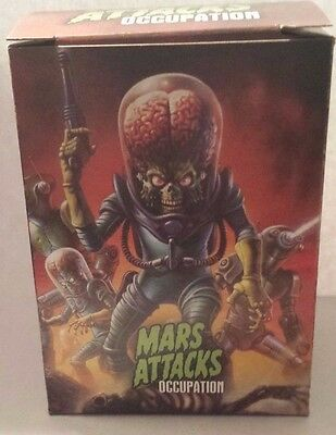 2016 Topps Mars Attacks Occupation - 81 Card Base Set In Exclusive Box