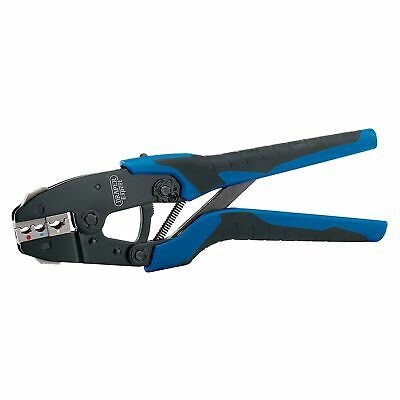 Draper Expert 260mm Quick Change Ratchet Action Terminal Crimping Tool - 64342
