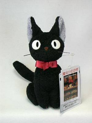 Jiji New S size plush doll/ Studio Ghibli