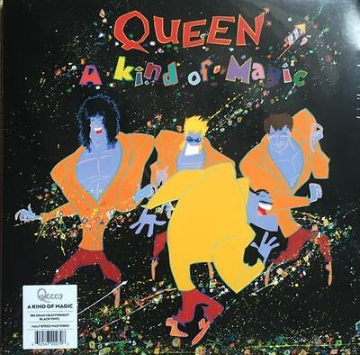 QUEEN 'A KIND OF MAGIC' 180gm Vinyl LP  NEW & SEALED 2015 REMASTERED REISSUE
