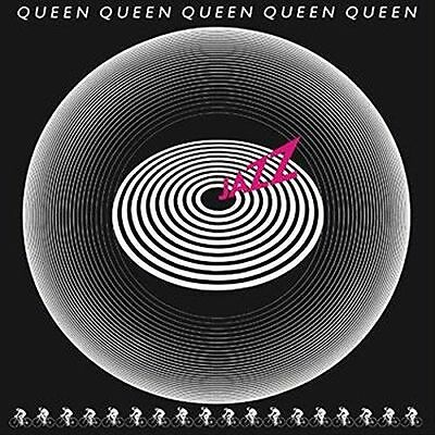 Queen 'jazz'  Lp Vinyl - New / Factory Sealed - 2015 Remastered