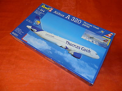 Revell 04201 Airbus A320 Thomas Cook / Swissair / Maßstab 1:144 / *Kombiversand*