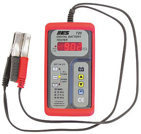 Digital Battery Tester Electronic Specialties 720 ESI