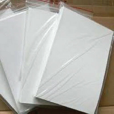"Laser NO WEED Transfer paper 25 Sheets / 11"" X 17""  (for Light Garments)"