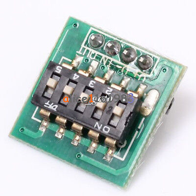 5PCS Timer Switch Controller Module 10S-24H Steady Adjustable Delay Module