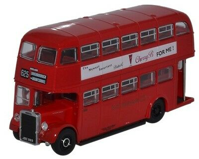 Oxford Diecast 76Pd2002 - 1/76 Leyland Titan Pd2 12 Midland Red Route 625
