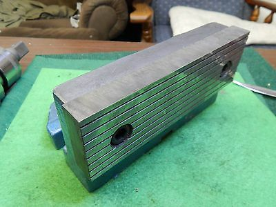 "90 Degree Angle Plate  8"" x 4"" x 5"" For Milling Machine"