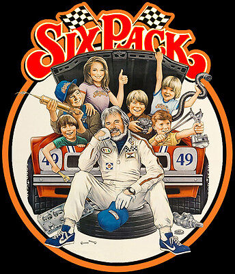 80's Kenny Rogers Classic Six Pack Poster Art custom tee Any Size Any Color
