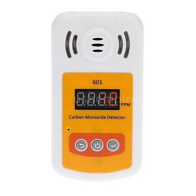 Portable CO Carbon Monoxide Detector Gas Meter with Sound and Light Alarm G3G7
