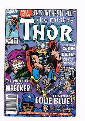 Thor # 426 Aftermath ! Wrath of the Wrecker grade - 3.5 hot book !!