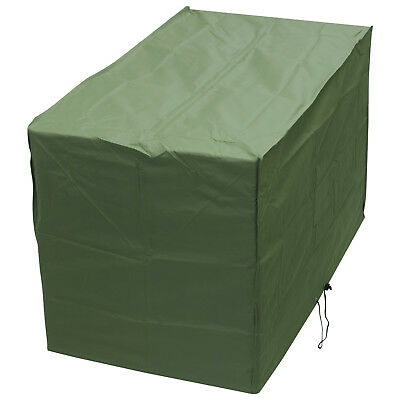 Oxbridge Green Extra Large Barbecue/BBQ Waterproof Outdoor Garden Cover