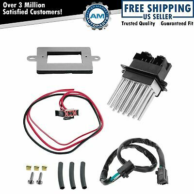 Heater Blower Motor Resistor w/ ATC for 99-04 Jeep Cherokee Grand