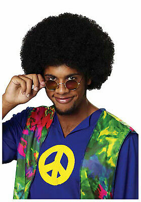 Black Afro Wig 60s Wig 70s Wig Hippie Wig 1960s Afro Closeout Price 50767
