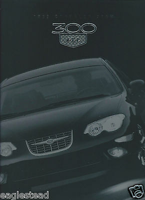 Auto Brochure - Chrysler - 300 M - 1999 - 32 page version (AB916)