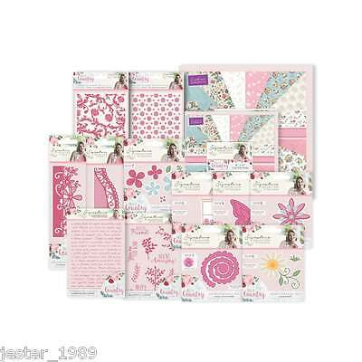 Crafters Companion ENGLISH COUNTRY GARDEN SARA SIGNATURE COLLECTION - Cardmaking