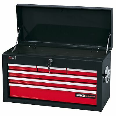 Draper Garage/Workshop Work Tool Storage/Storing Chest/Box - 6 Drawer - 80598