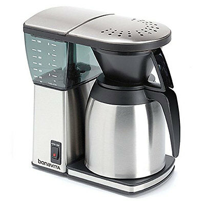 Bonavita BV1800SS 8 cup Coffee Maker, SS Lined Thermal Carafe