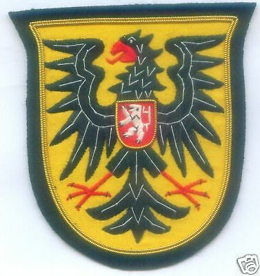Medieval Knight Holy Roman Empire Dynasty King Charles Bohemia Aachen HRE Patch