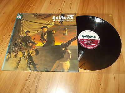 "Galliano-Nothing has changed-1991 12"" single"