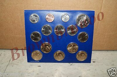 2015-P United States Mint Uncirculated Coin Set 14 Coins PHILADELPHIA Mint