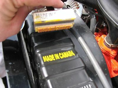 Made In Canada Stamp For Radiator Tank Mopar Aar T/a Cuda Charger Challenger Gtx