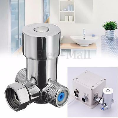 Hot Cold Water Mixing Valve For Sensor Faucet Thermostatic Temperature Control