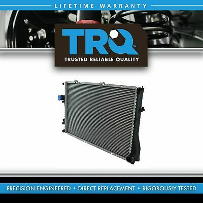 Radiator Assembly Aluminum Core Direct Fit for BMW 540i 545i Z8 740il New