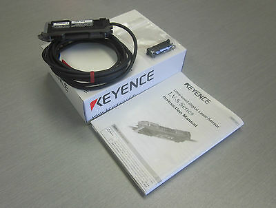 Keyence LV-11SAP Digital Sensor Amplifier Unit