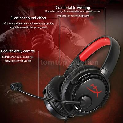 Kingston HyperX Cloud Drone Esport Gaming Headset for PC Xbox One PS4 Mac Y1I6