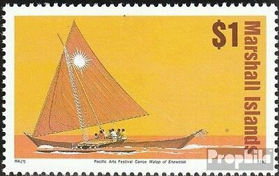 Marshall-Islands 466 unmounted mint / never hinged 1993 Vessels