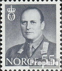 Norway 423 unmounted mint / never hinged 1958 King Olaf V.